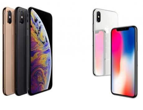 iphone x vs xr vs xs